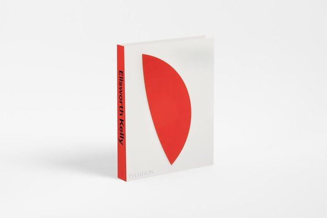 Ellsworth Kelly monograph
