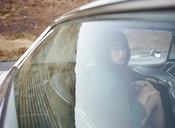 Todd Hido Khrystyna's World