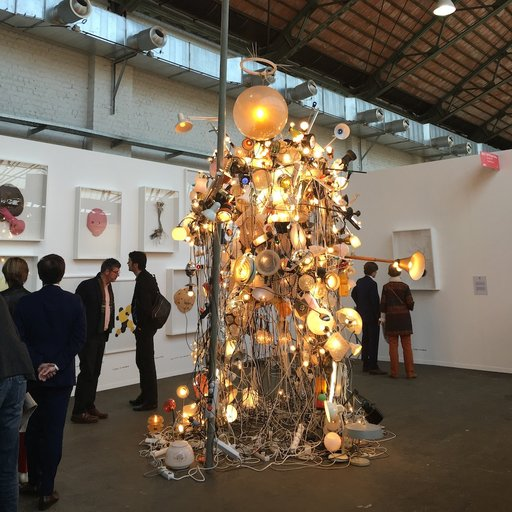Susan and Michael Hort's Picks from Art Brussels 2016