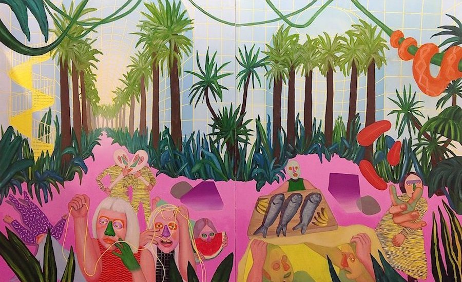 Karen Rosenberg's Picks From NADA New York 2016