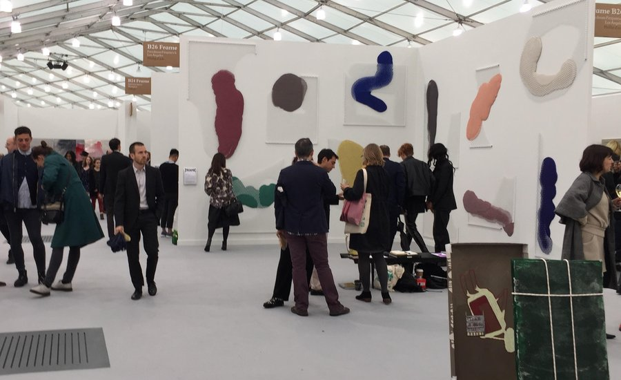 10 of the Best Artworks at Frieze New York 2016