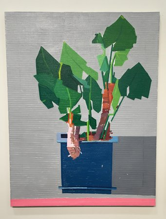 GUY YANAI End of Europe - Hotel Regina 2016 Galerie Derouillon Paris