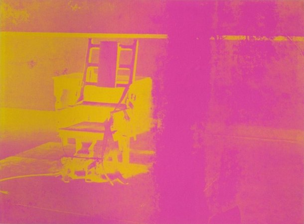 ANDY WARHOL Electric Chair (FS II.82), 1971