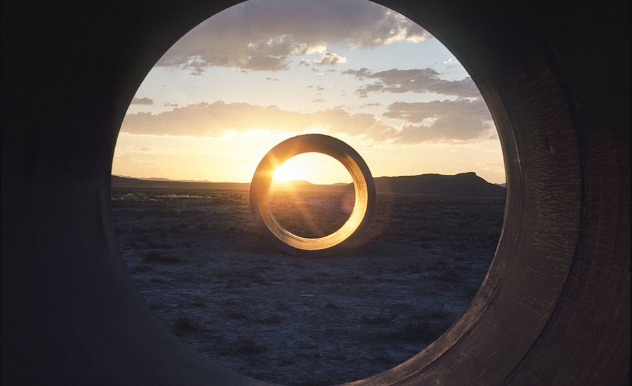 Take a Land Art Road Trip, Part 3: Utah's Unnatural Wonders