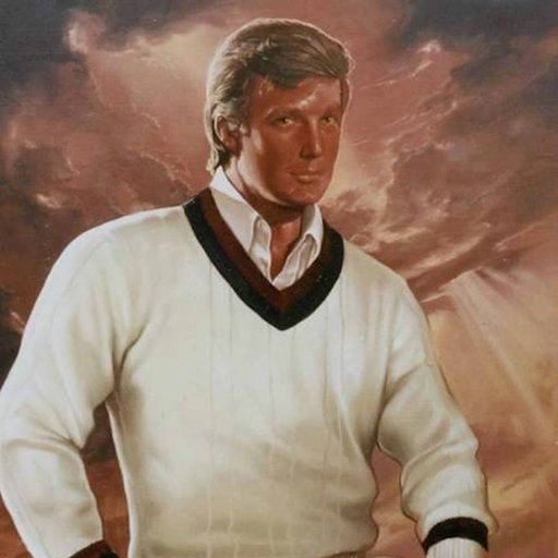 The Art History of Donald Trump