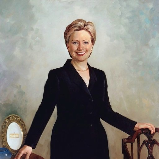 The Art History of Hilary Clinton (& Bernie)
