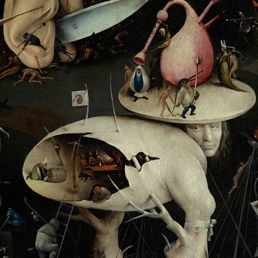The 10 Absolute Worst Ways to Die in a Hieronymous Bosch Painting