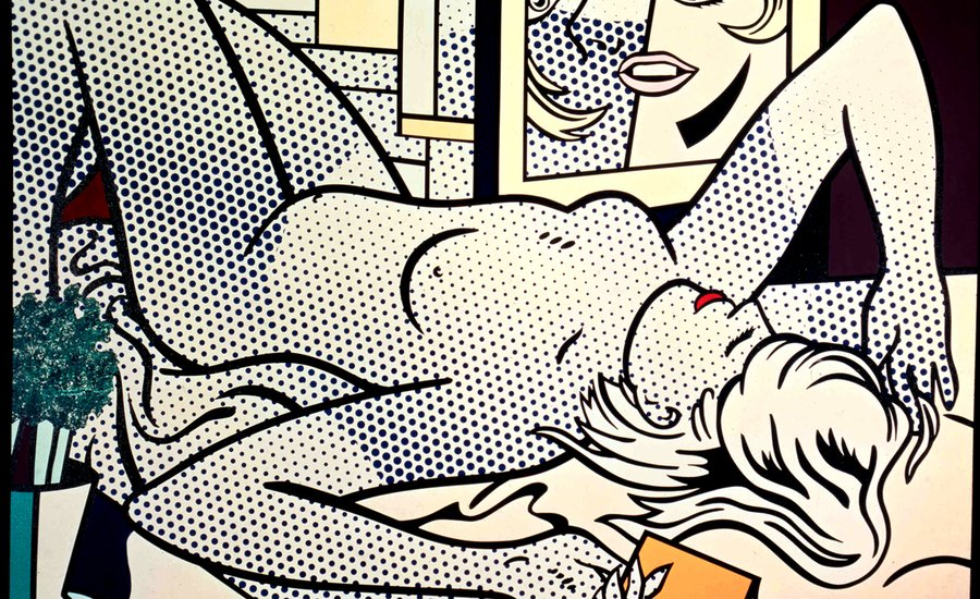 A Hamptons Art-World Love Affair (Told in 20 Lichtenstein Masterpieces)