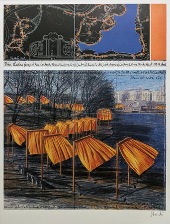 christo the gates