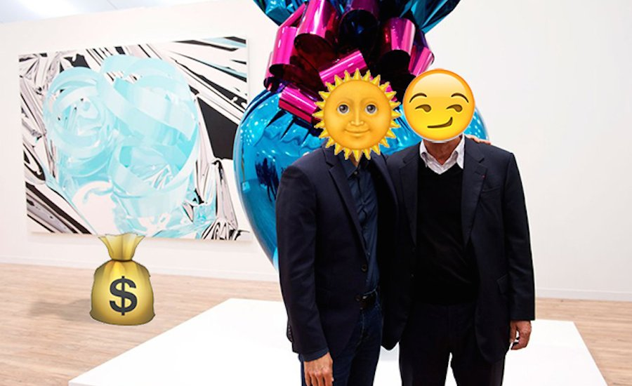Your Essential Emoji Phrasebook for Art Basel 2016