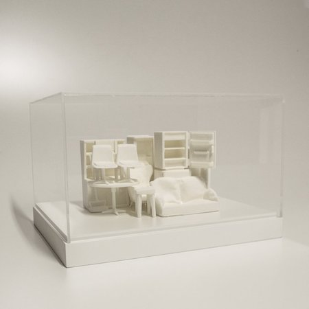 RACHEL WHITEREAD Secondhand, 2004