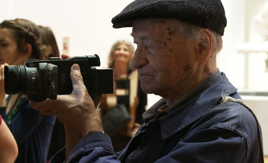 Underground Legend Jonas Mekas's Guide to Becoming an Avant-Garde Filmmaker