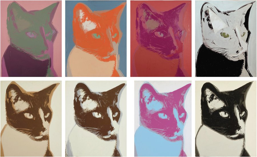 The Adorable Side of Andy Warhol See 10 of the Pop Master\u0027s