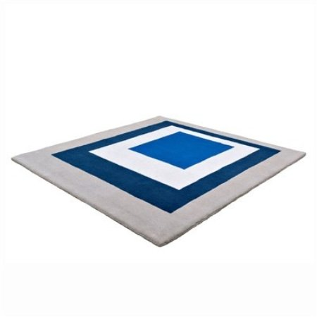 Josef Albers Homage to the Square Rug