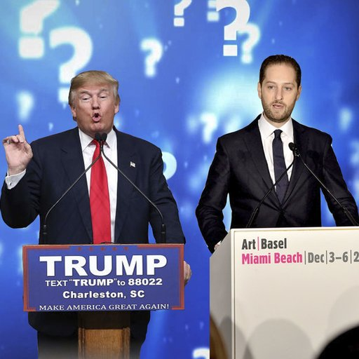 "The ""Art of the Deal"" Quiz: Who Said What, Donald Trump or Art Basel's Noah Horowitz?"