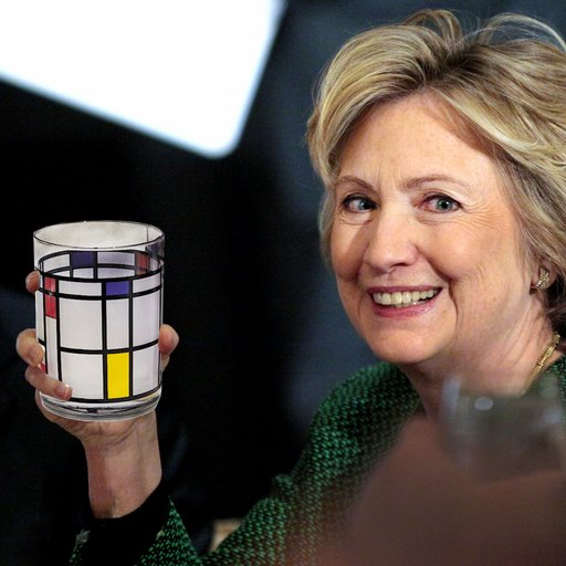 5 Artful Drinking Glasses to Get You Through the Democratic National Convention