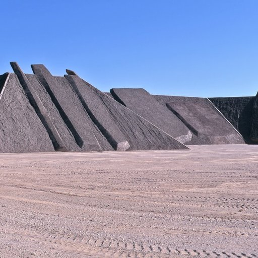 Land Art Road Trip: Michael Heizer's Nevada