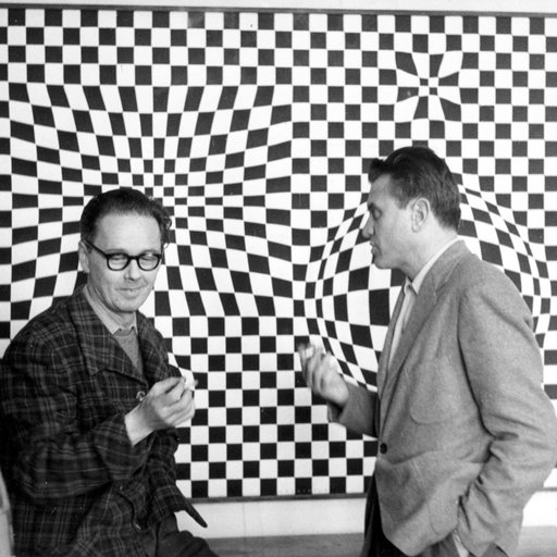 The Dizzying History of Op Art