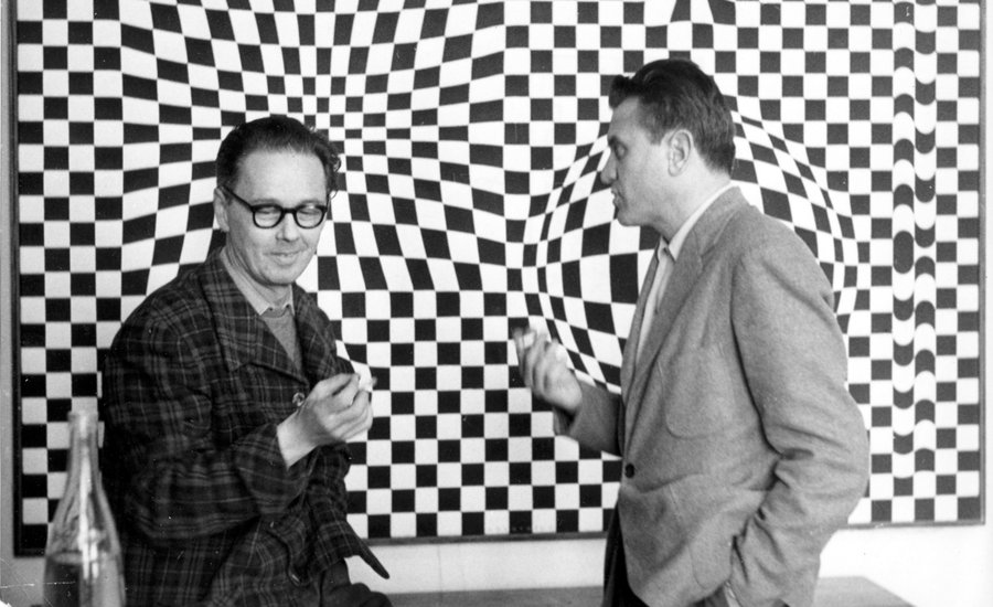 You Won't Believe Your Eyes: The Dizzying History of Op Art