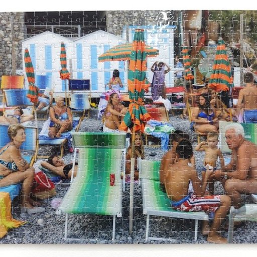 Can You Solve This Photo Puzzle by Martin Parr?
