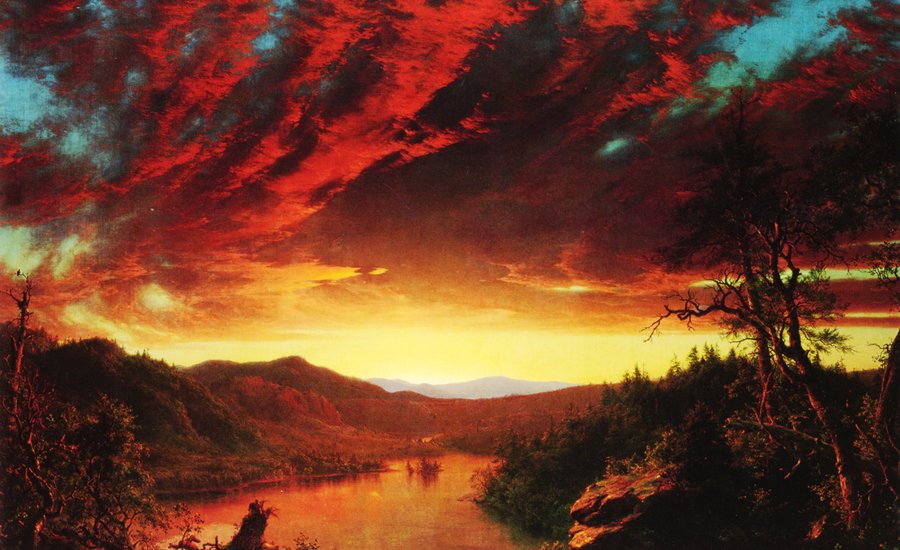 10 Breathtaking Landscape Paintings To Inspire Your End Of Summer Plans Or Instill