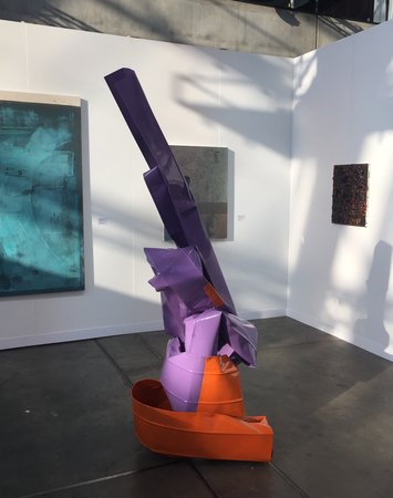 Anna Fasshauser at Nagel Draxler at Code Art Fair
