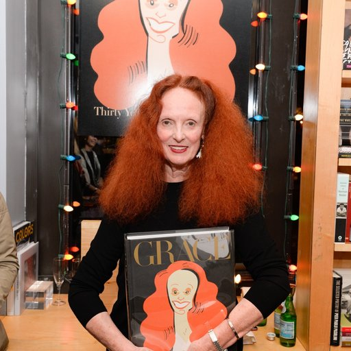 Grace Coddington on Fashion in the Instagram Era