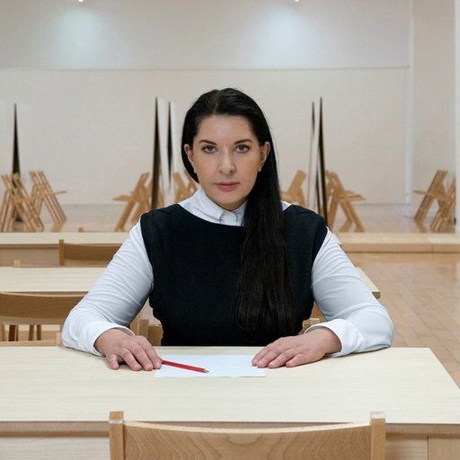 Marina Abramović's Fundamentals of Performance