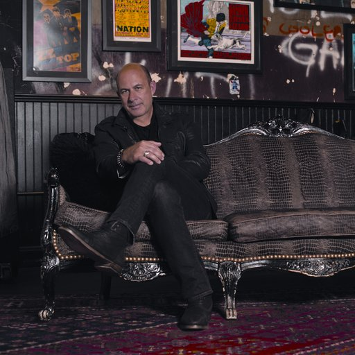 John Varvatos on His Search for Today's Rebels