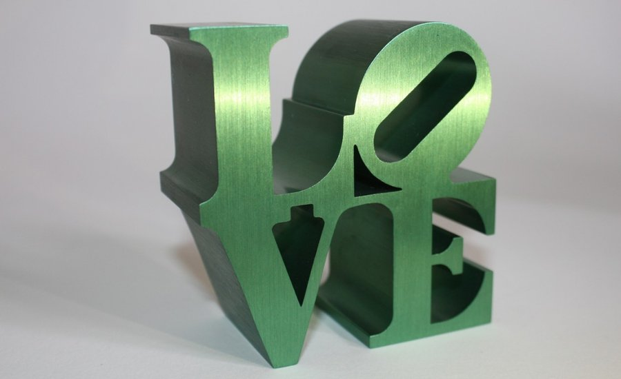 Your Home Needs a Little LOVE. Let Robert Indiana Help.