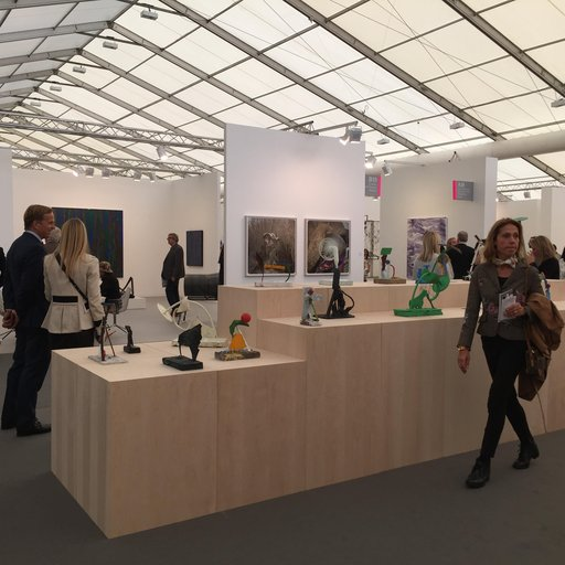 10 of the Best Artworks at Frieze London 2016