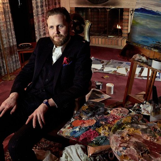 """I Want My Art to Be Satanic"": Ragnar Kjartansson"