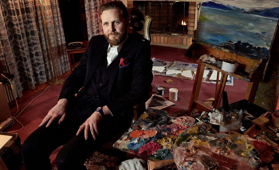 """I Want My Art to Be Satanic"": Ragnar Kjartansson on Learning From Kanye, and Pursuing the Sublime in the West Bank"