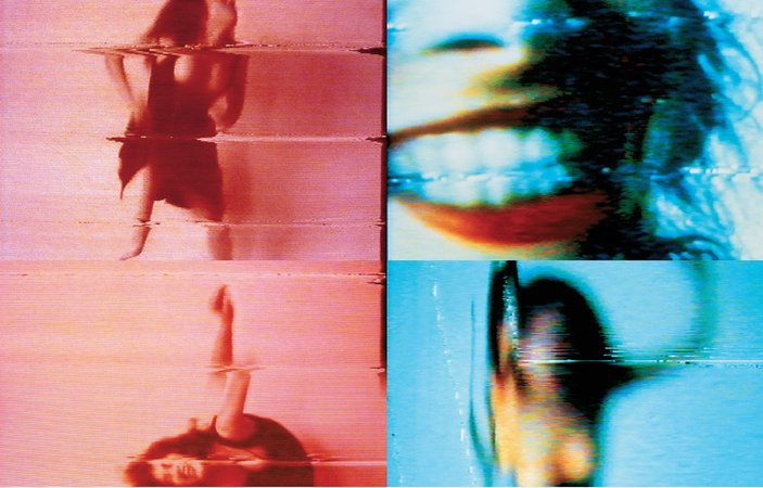 Pipilotti Rist, I'm Not The Girl Who Misses Much (1986)