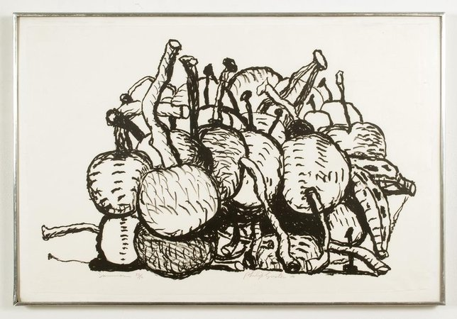 PHILIP GUSTON Summer, 1980