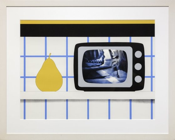 TOM WESSELMANN TV Still Life, From 11 Pop Artist III, 1965