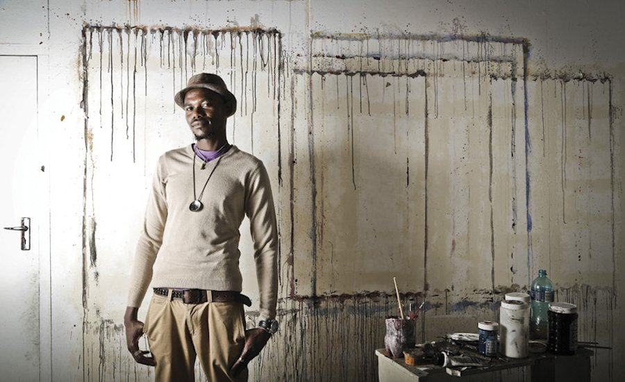 Crosby, Ngobeni, Mokgosi: 3 Rising African Painters You Need to Know Now