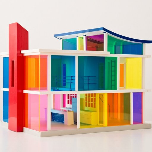 Step Inside Laurie Simmons's Modernist Dollhouse