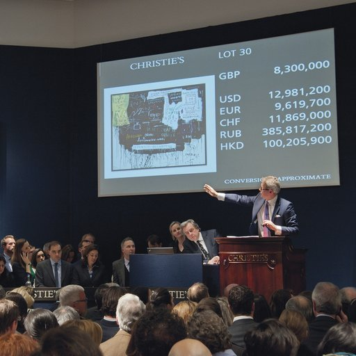 10 Epic Masterpieces That Sold at Christie's