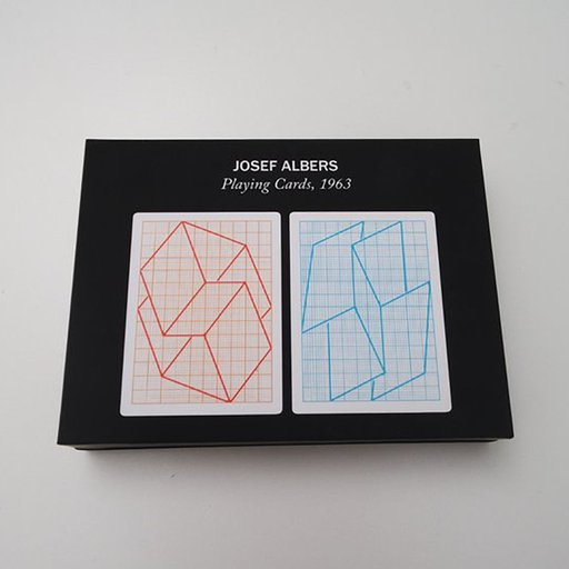 Bet on Bauhaus With These Josef Albers-Designed Playing Cards