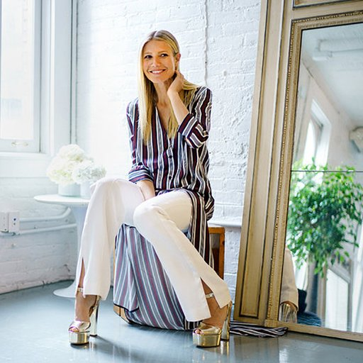 Inside Gwyneth Paltrow's Love Affair With Art