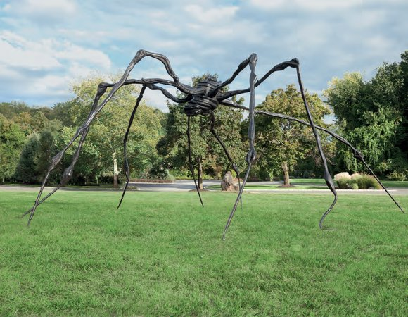 Louise Bourgeois, Spider, 1997