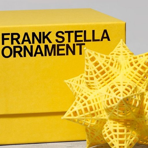 Put a (Frank) Stella Atop Your Christmas Tree