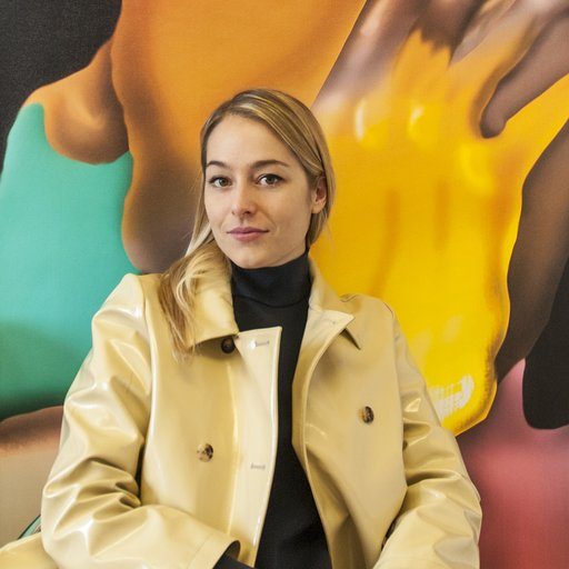 Louisa Gagliardi on How She Became a Rising Star of Painting—Without Ever Touching a Can of Paint
