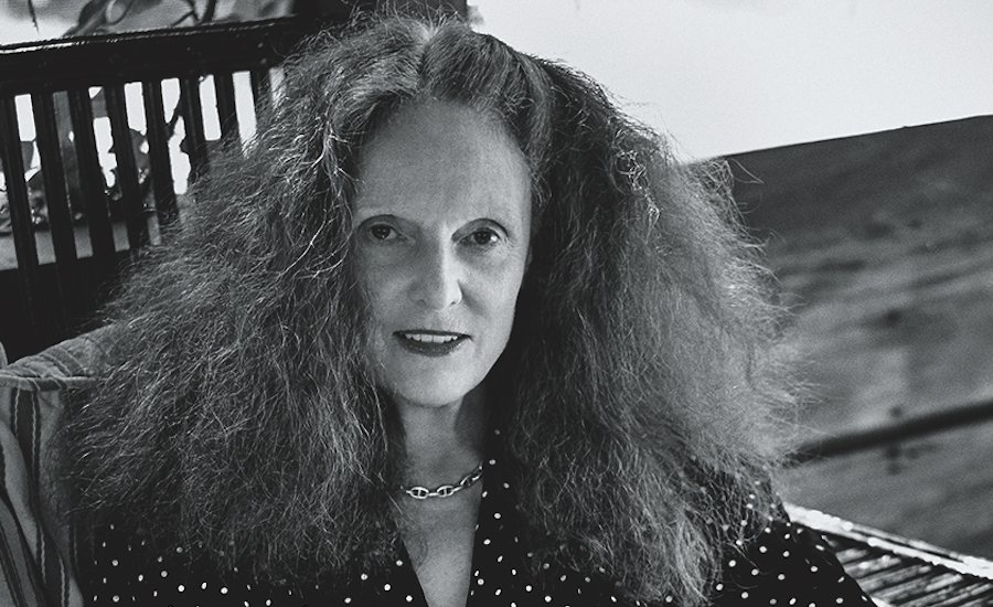 Vogue Legend Grace Coddington on Her Semi-Secret Life as a Gimlet-Eyed Artist