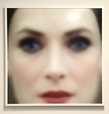 "TREVOR PAGLEN ""Winona,"" Eigenname; Labeled Faces in the Wild Dataset, 2016"