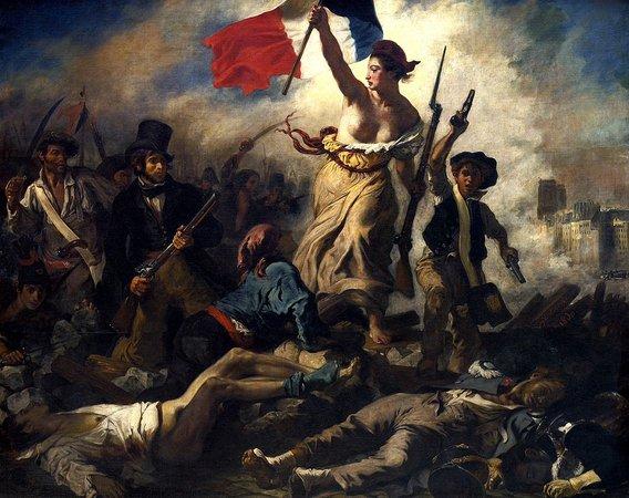 essay on liberty leading the people Delacroix's liberty leading the people essay by master researcher delacroix's liberty leading the people this paper examine's eugene delacroix's artwork, liberty.