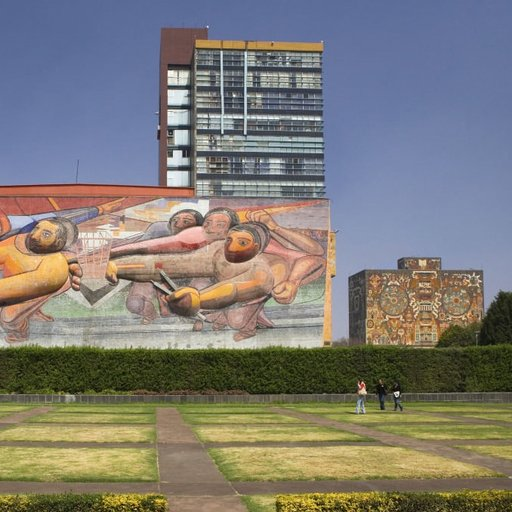 The Public Art of Mexico City