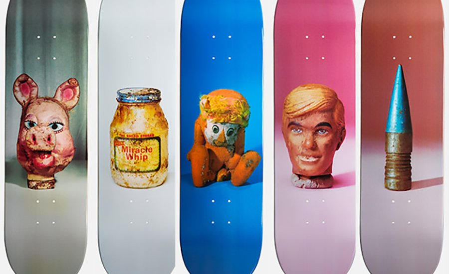 Why These Skateboards Designed By Paul McCarthy Are Worth More Than $250
