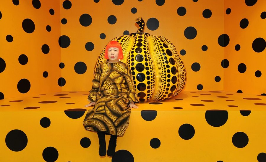 Why Yayoi Kusama's Crazy Pumpkins are Sane Investments